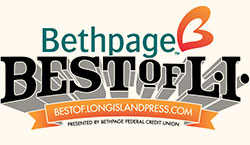 We won! Best of Long Island 2013!